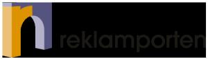 Reklamporten – logotyp och grafisk profil till nystartade småföretag