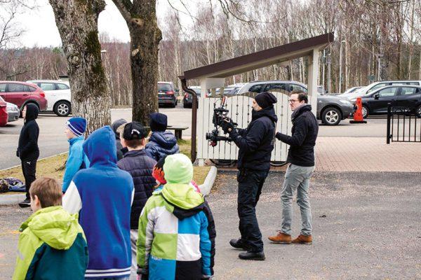 Xtrovert Media filmproduktion för Barnplantorna