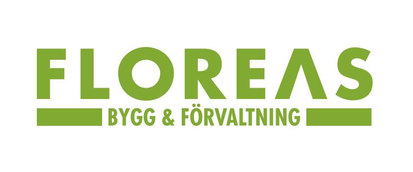 Logotyp Floreas Bygg & Förvaltning