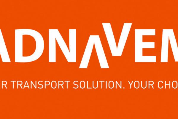 Logotyp, grafisk profil, reklamfilm, trycksaker, rollups etc. till Adnavem från Xtrovert Media, reklambyrå i Göteborg.