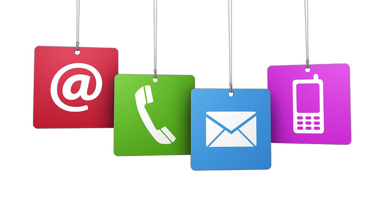 Mailproblem, krasch hos FS Data, tillfällig alternativ e-postadress